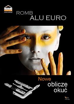 ALU EURO-okucia do okien aluminiowych