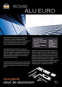 ALU EURO-okucia do okien aluminiowych2